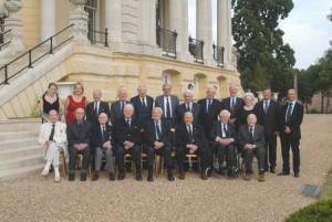 2012 Battle of Britain Commemorative Dinner at Bentley Priory